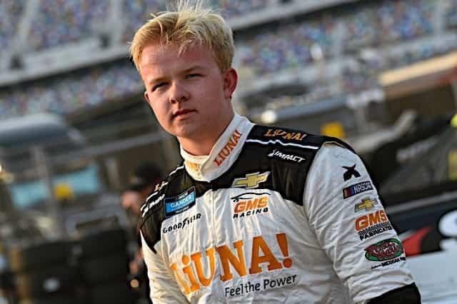 Tyler Ankrum Daytona 2020