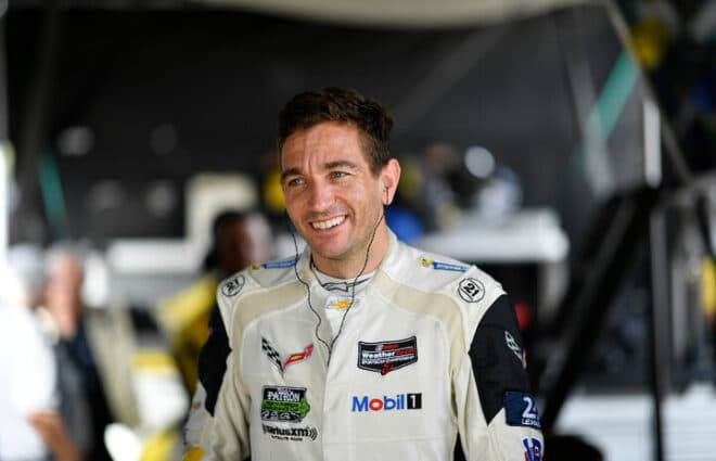 Oliver Gavin Announces Retirement From Full-Time Driving At End of 2020