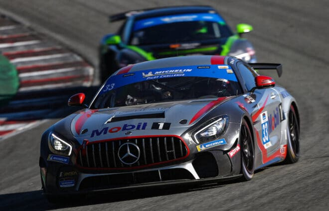 Entry List: Michelin Pilot Challenge Hyundai Sports Car Championship