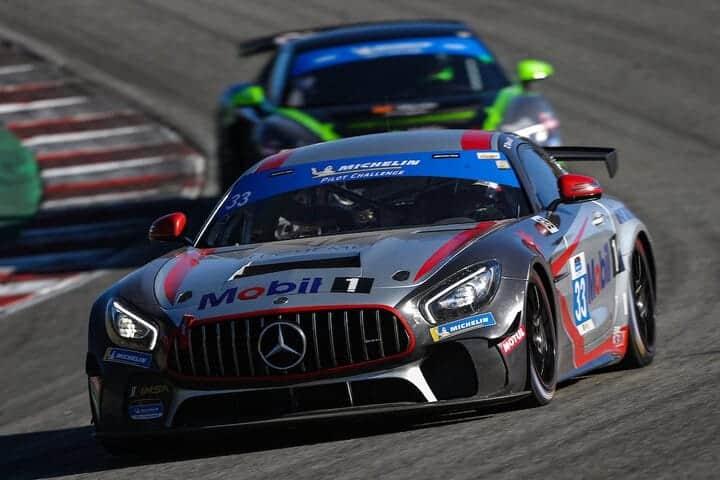 2019 Laguna Seca IMPC Russell Ward Tyler McQuarrie Racing Courtesy of IMSA