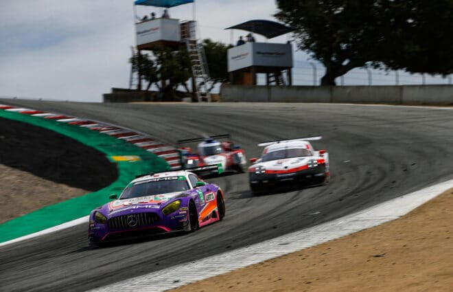 Entry List: WeatherTech Hyundai Monterey Sports Car Championship