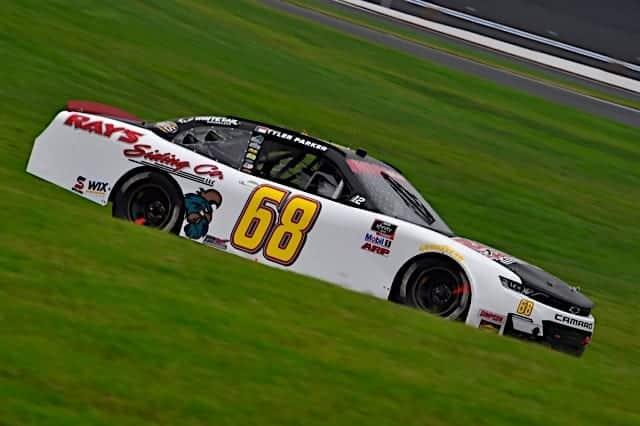 2020 Charlotte NXS Brandon Brown Car NKP