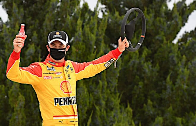 Power Rankings: Someone Woke Up Joey Logano Edition