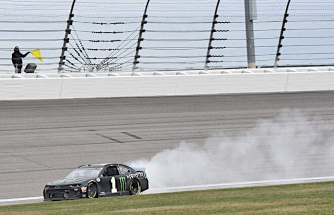 Fire on Fridays: Chip Ganassi's Hendrick Engine Woes Is a Playoff Trend That Breeds Conspiracy Theories