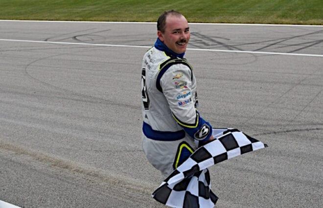 Brett Moffitt, Niece Motorsports Pairing for 2021 Truck Run