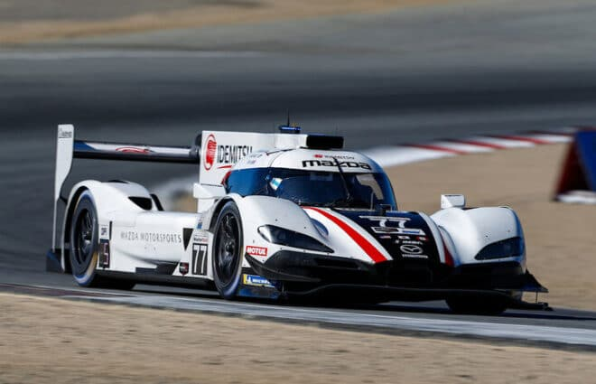 Oliver Jarvis Fastest in WeatherTech Laguna Seca Practice; Road Atlanta Anger Remains