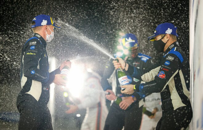 Wayne Taylor Racing Wins Motul Petit Le Mans After Leaders Collide