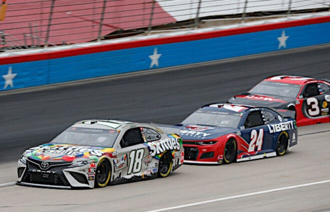 Thinkin' Out Loud: 2020 Autotrader EchoPark Automotive 500 at Texas