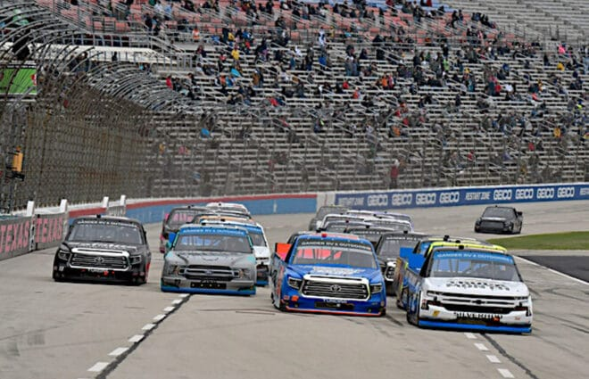 NASCAR Mailbox: What Benefit Have Sunday Doubleheaders Been to Xfinity and Trucks?