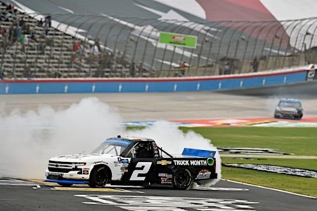 Stock Car Scoop: Truck, Xfinity Texas Recaps