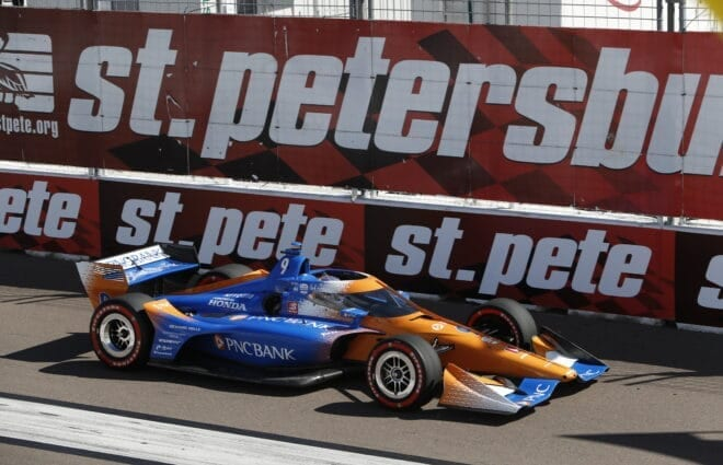 2020 Firestone Grand Prix of St. Petersburg IndyCar Takeaways