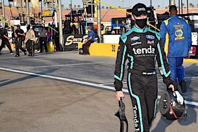 Truckin' Thursdays: NASCAR's Failed Message by Letting Ben Rhodes Race
