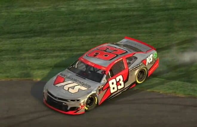 Bobby Zalenski Wins at Charlotte ROVAL, Secures Spot in iRacing Championship