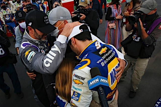 2020 Top NASCAR Storylines: Jimmie Johnson Hangs It Up, Passes Torch to Next Generation