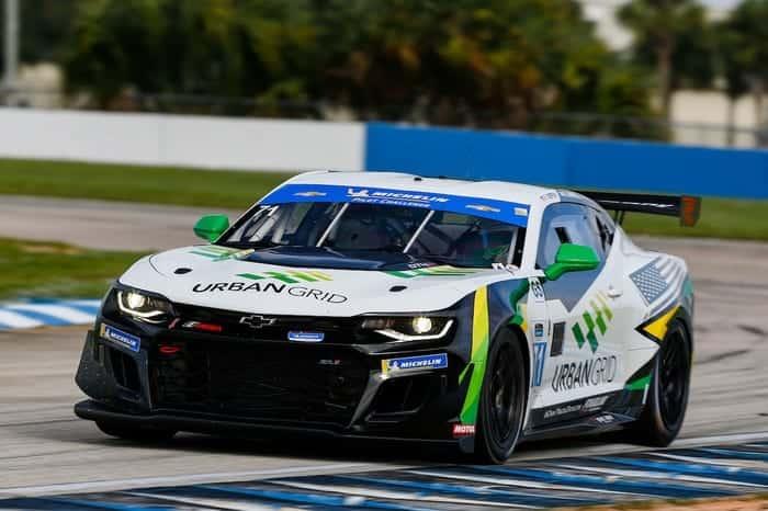 2020 Sebring IMPC Frank DePew Car Courtesy of IMSA