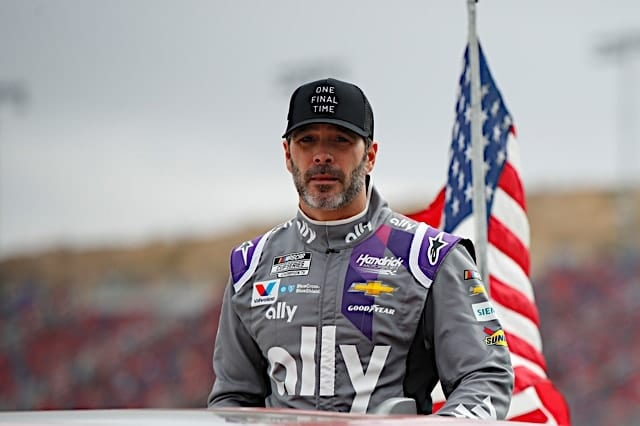 Jimmie Johnson Phoenix II 2020