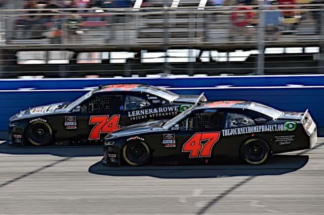 Mike Harmon Racing Fontana 2020