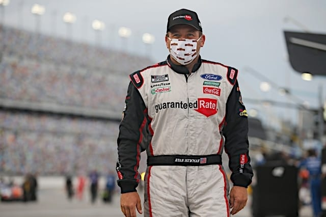 Ryan Newman Daytona III 2020