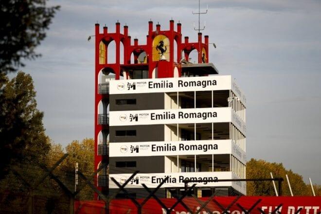 emilia romagna grand prix f1