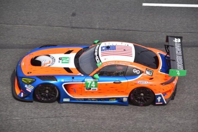 2020 Daytona IWSC Gar Robinson Car Phil Allaway