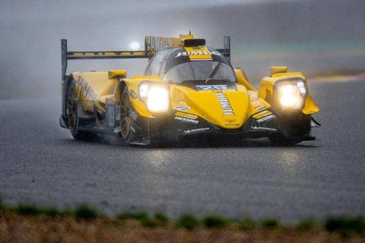 2020 Spa Francorchamps WEC Job van Uitert Car Marius Hecker Adrenal Media