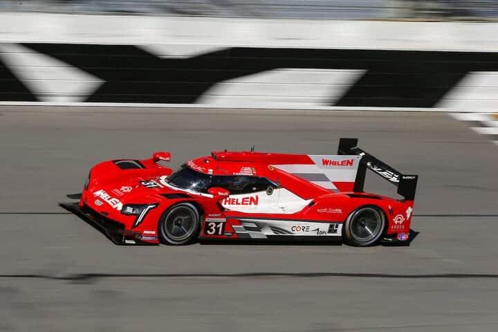 2020 Daytona IWSC Felipe Nasr Car Courtesy of IMSA