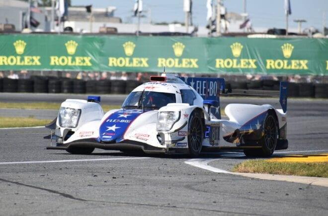 2020 Daytona IWSC Henrik Hedman Car Phil Allaway