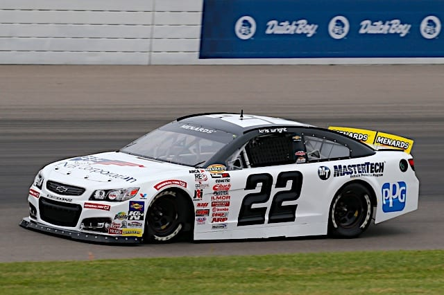 Kris Wright Joins Sam Hunt Racing for Xfinity Road Course Events