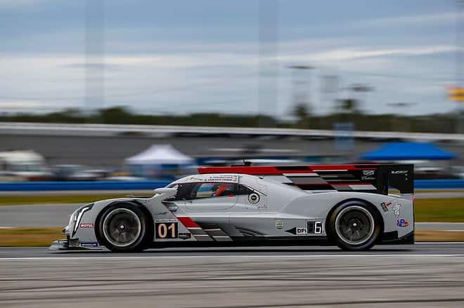 2021 Daytona IWSC Kevin Magnussen Car Courtesy of IMSA
