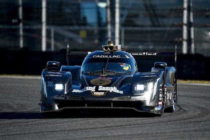 2021 Daytona IWSC Sebastien Bourdais Car Courtesy of IMSA