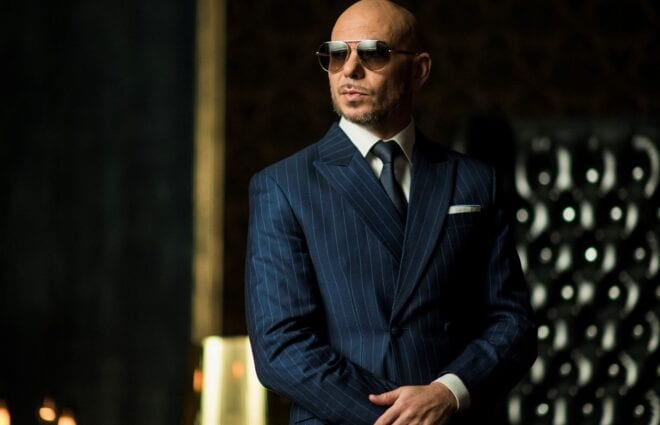 Pitbull Joins Trackhouse Racing as Team Partner