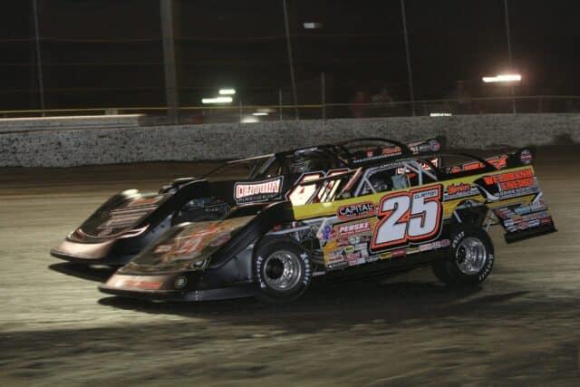 2018 Jim DenHamer Volusia Speedway Park Multicar Chris Madden Shane Clanton 1 scaled e1612400738436