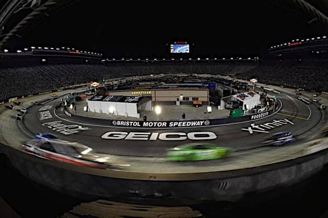 2020 Bristol Motor Speedway II Track NKP
