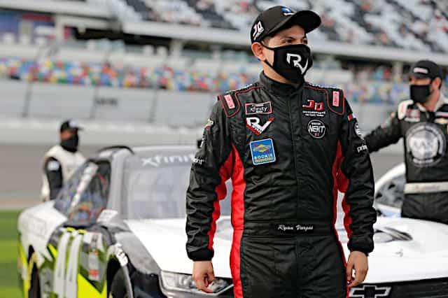 2021 Daytona I NXS Ryan Vargas NKP