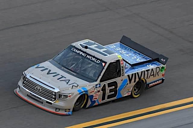 Johnny Sauter at Daytona