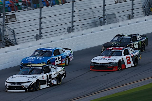 2021 Daytona Road NXS AJ Allmendinger Pack Racing NKP