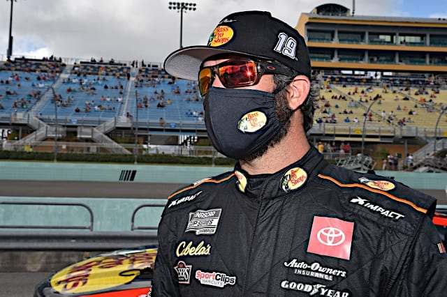 2021 Homestead Cup Martin Truex Jr NKP