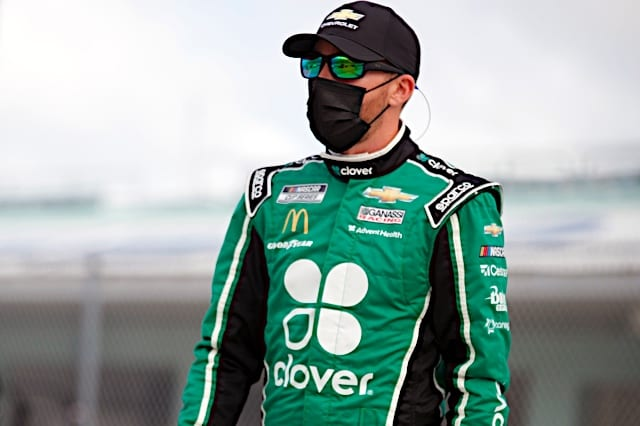 Ross Chastain at Homestead, 2/28/2021 (Photo: Nigel Kinrade Photography)