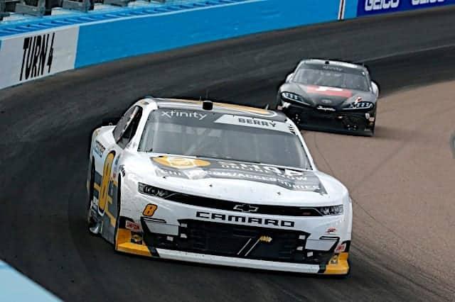 2021 Phoenix I NXS Josh Berry racing NKP