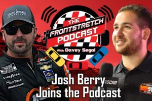 Podcast: Josh Berry on His Las Vegas Victory & Full-Time 2022 Campaign