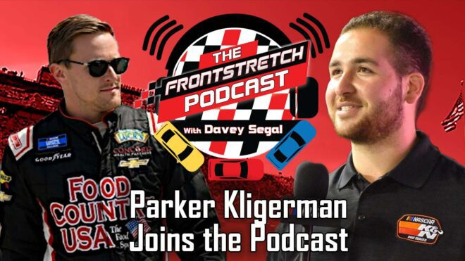 Parker Kligerman joins Davey Segal for the Frontstretch Podcast to talk about the NASCAR Camping World Truck Series